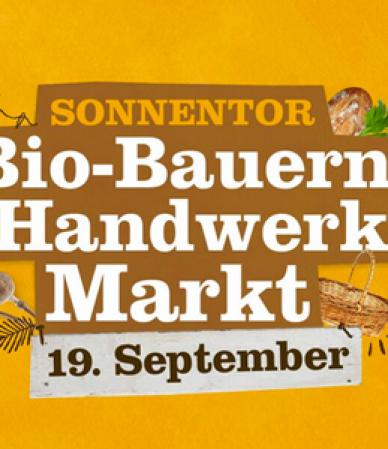 Bio-Bauern- und Handwerksmarkt Sonnentor