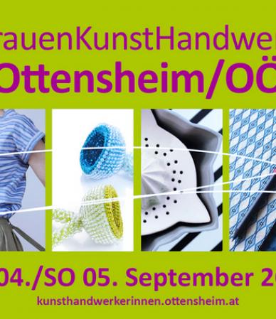 FrauenKunstHandwerk Ottensheim 2021